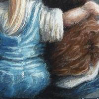 Рисунок профиля (Настя Акулова)